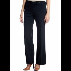NWOT Calvin Klein Navy Blue Trousers Size 6P
